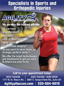 sports physical form tucson  Agility PT provides the best physical therapy services in Tucson